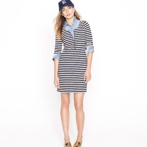 J.Crew Striped Shirt Dress!!